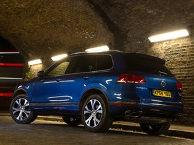 Ver foto 9 de Volkswagen Touareg V6 TDI R Line UK 2014