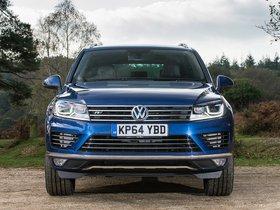 Ver foto 24 de Volkswagen Touareg V6 TDI R Line UK 2014
