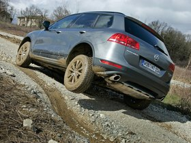 Ver foto 6 de Volkswagen Touareg V6 TDI Terrain Tech Paket 2010
