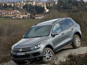 Ver foto 4 de Volkswagen Touareg V6 TDI Terrain Tech Paket 2010