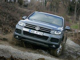 Fotos de Volkswagen ouareg V6 TDI Terrain Tech Paket 2010