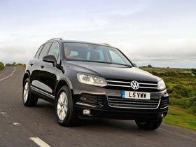 Ver foto 10 de Volkswagen Touareg V6 TDI UK 2010