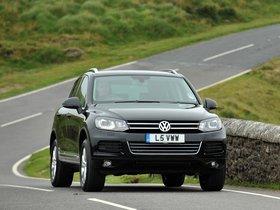 Ver foto 9 de Volkswagen Touareg V6 TDI UK 2010