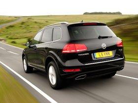Ver foto 7 de Volkswagen Touareg V6 TDI UK 2010