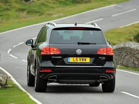 Ver foto 6 de Volkswagen Touareg V6 TDI UK 2010