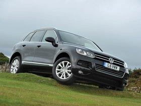 Ver foto 4 de Volkswagen Touareg V6 TDI UK 2010