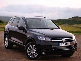 Ver foto 2 de Volkswagen Touareg V6 TDI UK 2010