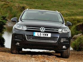 Ver foto 16 de Volkswagen Touareg V6 TDI UK 2010