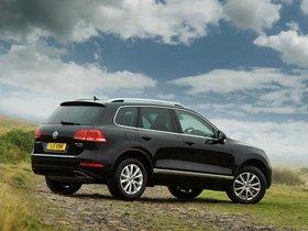 Ver foto 13 de Volkswagen Touareg V6 TDI UK 2010