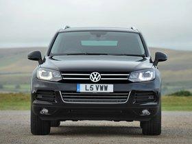 Ver foto 12 de Volkswagen Touareg V6 TDI UK 2010