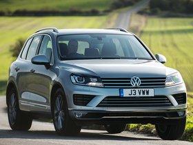 Ver foto 16 de Volkswagen Touareg V6 TDI UK 2014