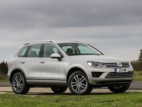 Ver foto 15 de Volkswagen Touareg V6 TDI UK 2014