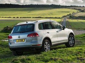 Ver foto 14 de Volkswagen Touareg V6 TDI UK 2014