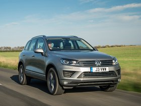 Ver foto 13 de Volkswagen Touareg V6 TDI UK 2014