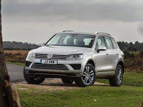 Ver foto 12 de Volkswagen Touareg V6 TDI UK 2014