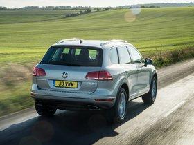 Ver foto 9 de Volkswagen Touareg V6 TDI UK 2014