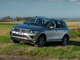 Ver foto 8 de Volkswagen Touareg V6 TDI UK 2014