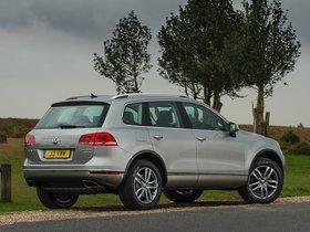 Ver foto 7 de Volkswagen Touareg V6 TDI UK 2014