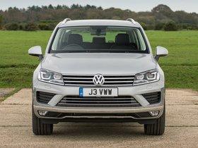 Ver foto 6 de Volkswagen Touareg V6 TDI UK 2014