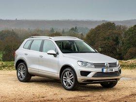 Ver foto 4 de Volkswagen Touareg V6 TDI UK 2014
