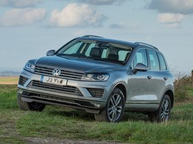 Ver foto 2 de Volkswagen Touareg V6 TDI UK 2014