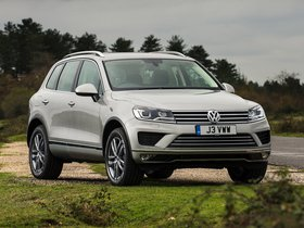 Ver foto 22 de Volkswagen Touareg V6 TDI UK 2014