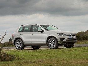 Ver foto 20 de Volkswagen Touareg V6 TDI UK 2014