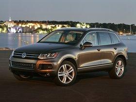 Fotos de Volkswagen Touareg V6 TDI USA 2010