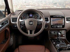 Ver foto 14 de Volkswagen Touareg V6 TDi BlueMotion 2010