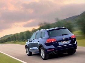 Ver foto 4 de Volkswagen Touareg V6 TDi BlueMotion 2010