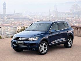 Ver foto 2 de Volkswagen Touareg V6 TDi BlueMotion 2010