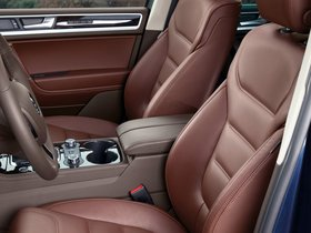 Ver foto 13 de Volkswagen Touareg V6 TDi BlueMotion 2010