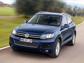Ver foto 12 de Volkswagen Touareg V6 TDi BlueMotion 2010