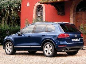 Ver foto 11 de Volkswagen Touareg V6 TDi BlueMotion 2010