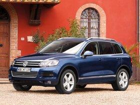 Ver foto 10 de Volkswagen Touareg V6 TDi BlueMotion 2010