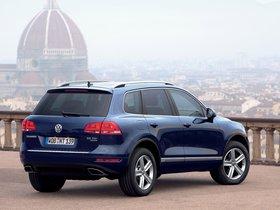Ver foto 9 de Volkswagen Touareg V6 TDi BlueMotion 2010