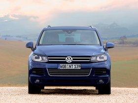 Ver foto 8 de Volkswagen Touareg V6 TDi BlueMotion 2010
