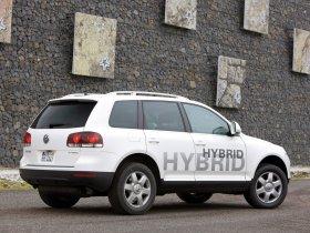 Ver foto 2 de Volkswagen Touareg V6 TSI Hybrid 2010