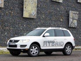 Fotos de Volkswagen Touareg V6 TSI Hybrid 2010