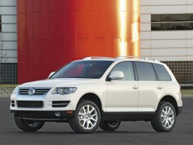 Ver foto 9 de Volkswagen Touareg V8 2007