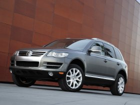 Ver foto 3 de Volkswagen Touareg V8 2007