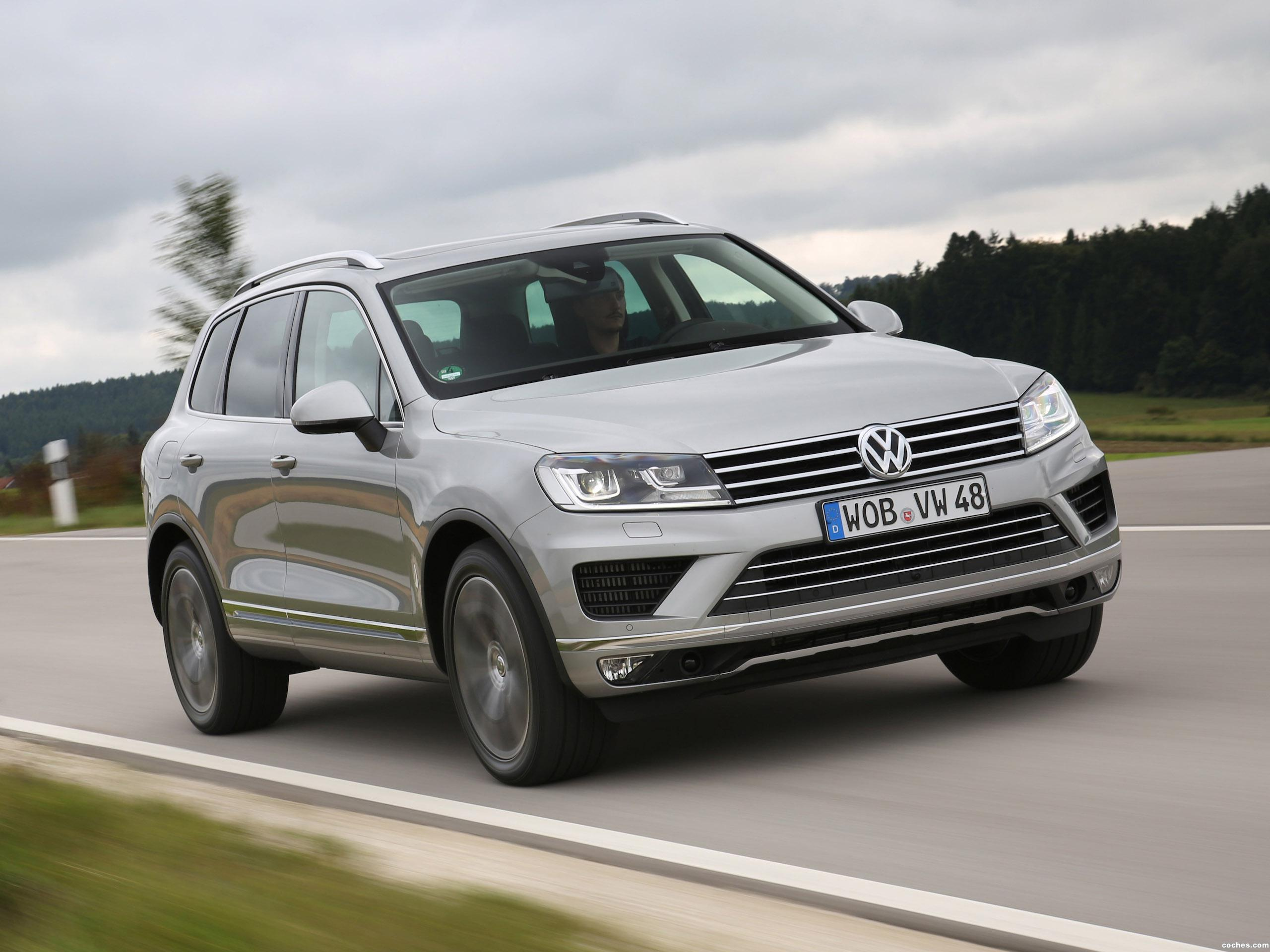 Foto 0 de Volkswagen Touareg V8 TDI 2014