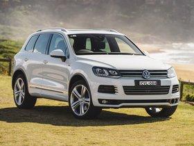Ver foto 9 de Volkswagen Touareg V8 TDI R-Line Australia  2014