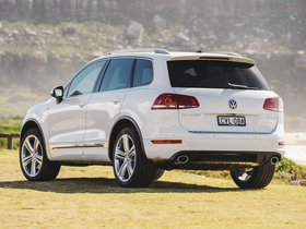Ver foto 8 de Volkswagen Touareg V8 TDI R-Line Australia  2014