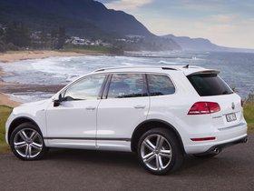 Ver foto 3 de Volkswagen Touareg V8 TDI R-Line Australia  2014