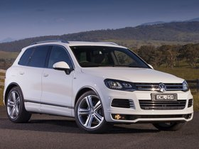 Ver foto 2 de Volkswagen Touareg V8 TDI R-Line Australia  2014