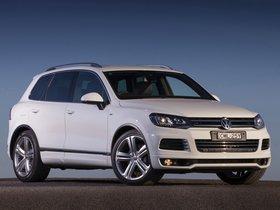 Ver foto 14 de Volkswagen Touareg V8 TDI R-Line Australia  2014