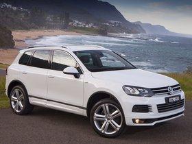Ver foto 11 de Volkswagen Touareg V8 TDI R-Line Australia  2014