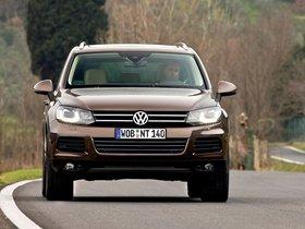 Ver foto 5 de Volkswagen Touareg V8 TDi 2010
