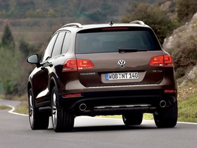 Ver foto 4 de Volkswagen Touareg V8 TDi 2010